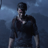 Uncharted 4 герой Drake