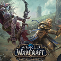 Чаша World of Warcraft Battle for Azeroth
