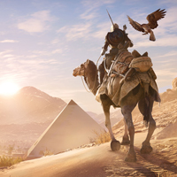 Чаша с Assassin's Creed Origins