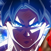 Чаша със Son Goku и Jiren от Dragon Ball Super